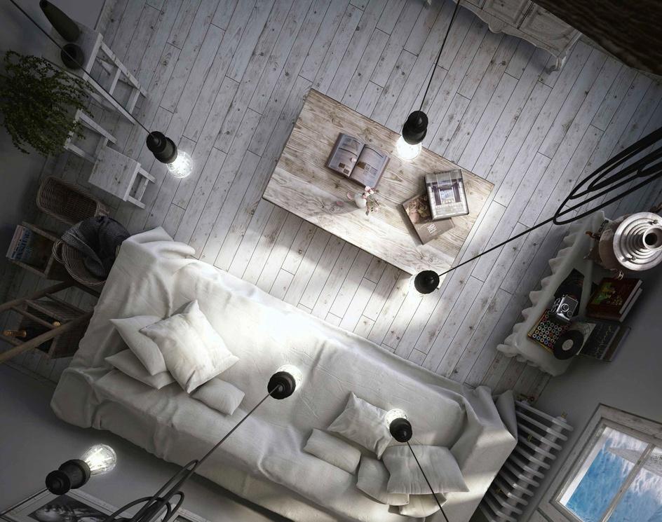 White Roomby Behnam Keshavarz