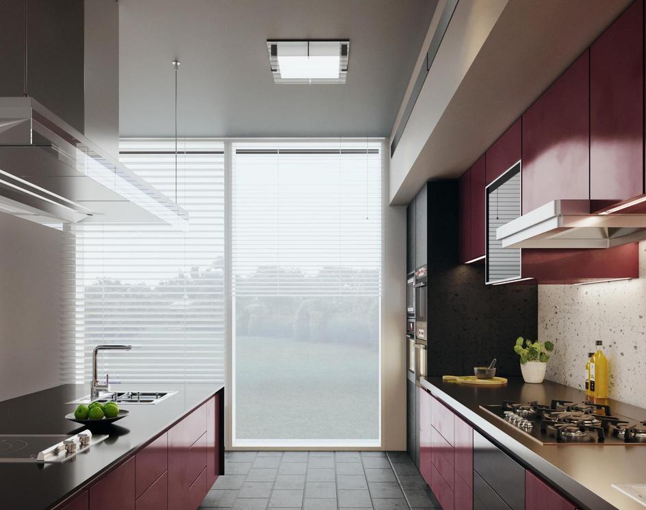 3D Modern Kitchen Visualisationby MGFX World