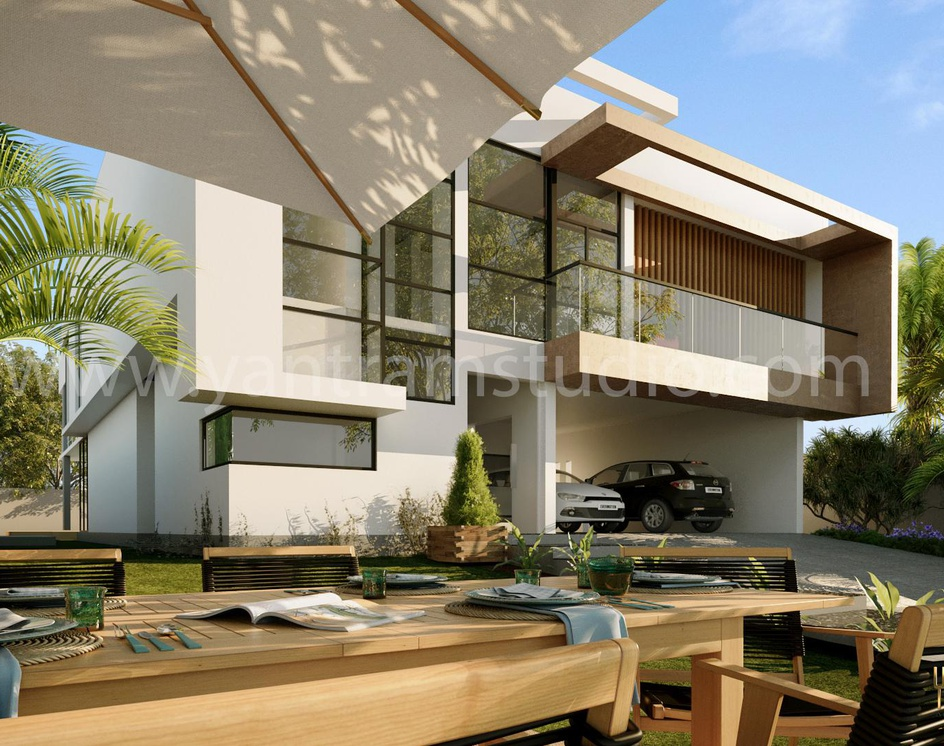 3d walkthrough of farmhouse Interior & exterior virtual walkthrough tour in 2021 by 3d walkthrough services, Los Angeles - Californiaby Ruturaj Desai