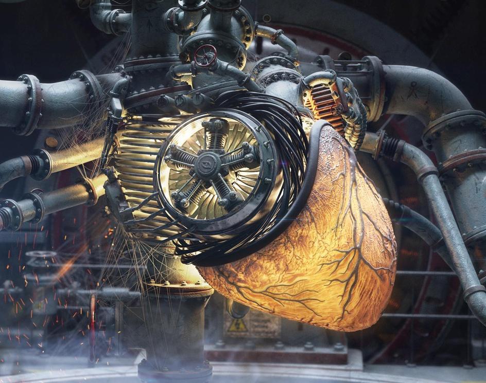 Engine Room detailby Juraj Bezak