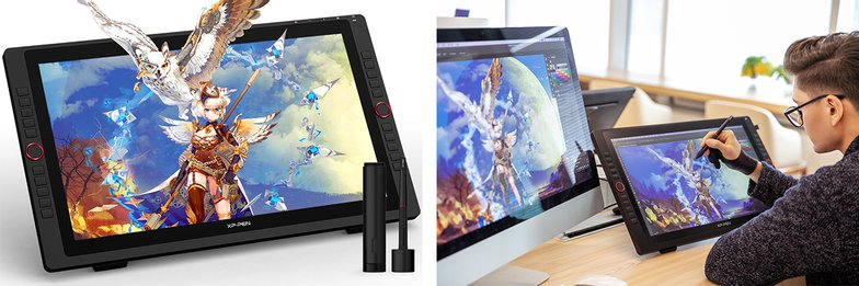 artist22r pro graphics tablet