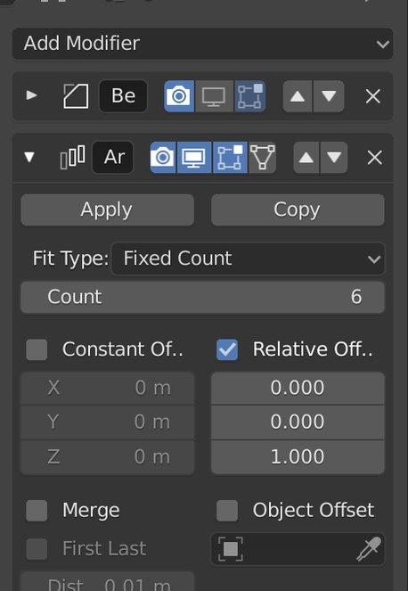 modifier specifics alterations settings