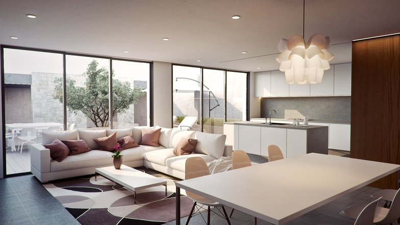 interior design modeling rendering 3d package