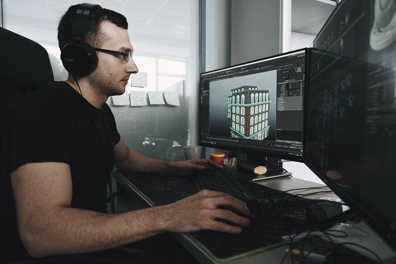 3d modeling rendering disk storage software filing