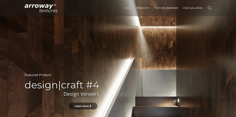 texture material libraries render 3d model