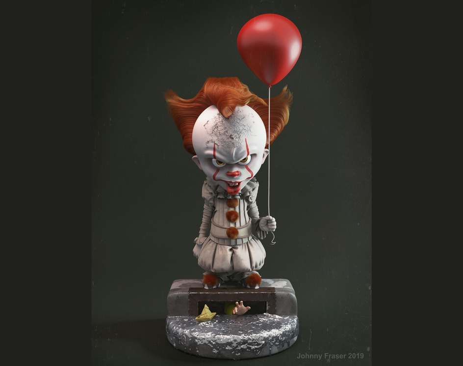 Wee PennyWiseby Divinitymagic