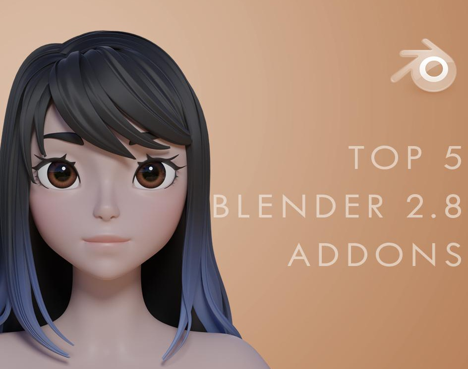 5 Addons already available for Blender 2.8by mccabe86