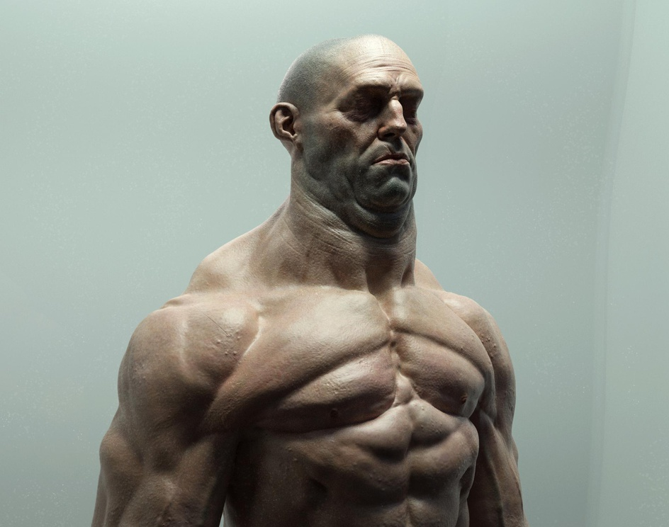 Weird anatomyby Furkan Karayel