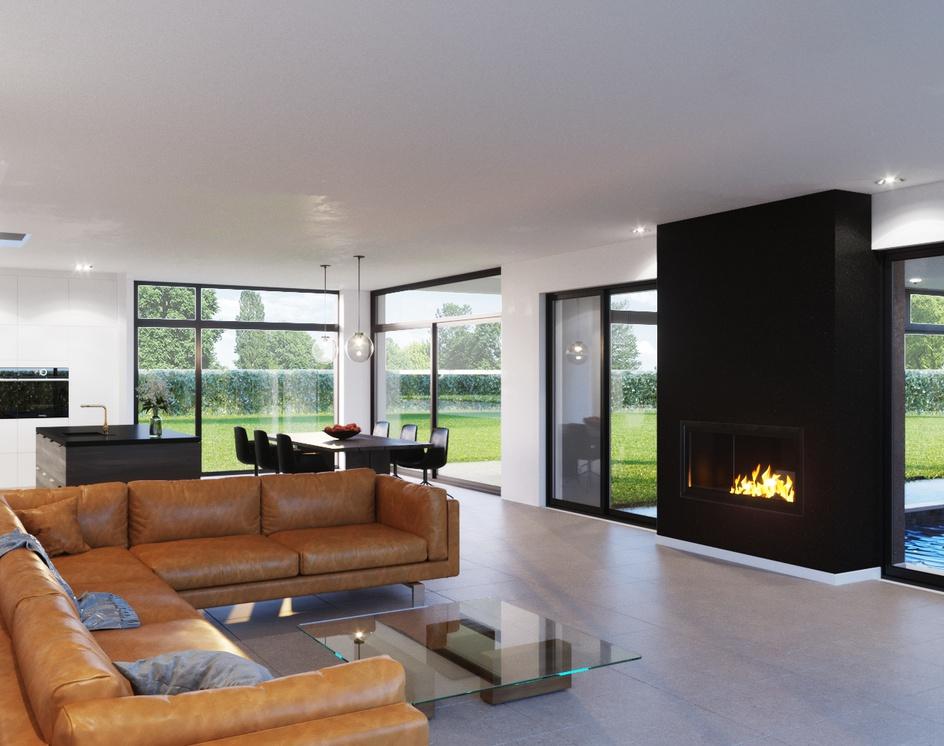 House Design in Denmarkby DEER Design