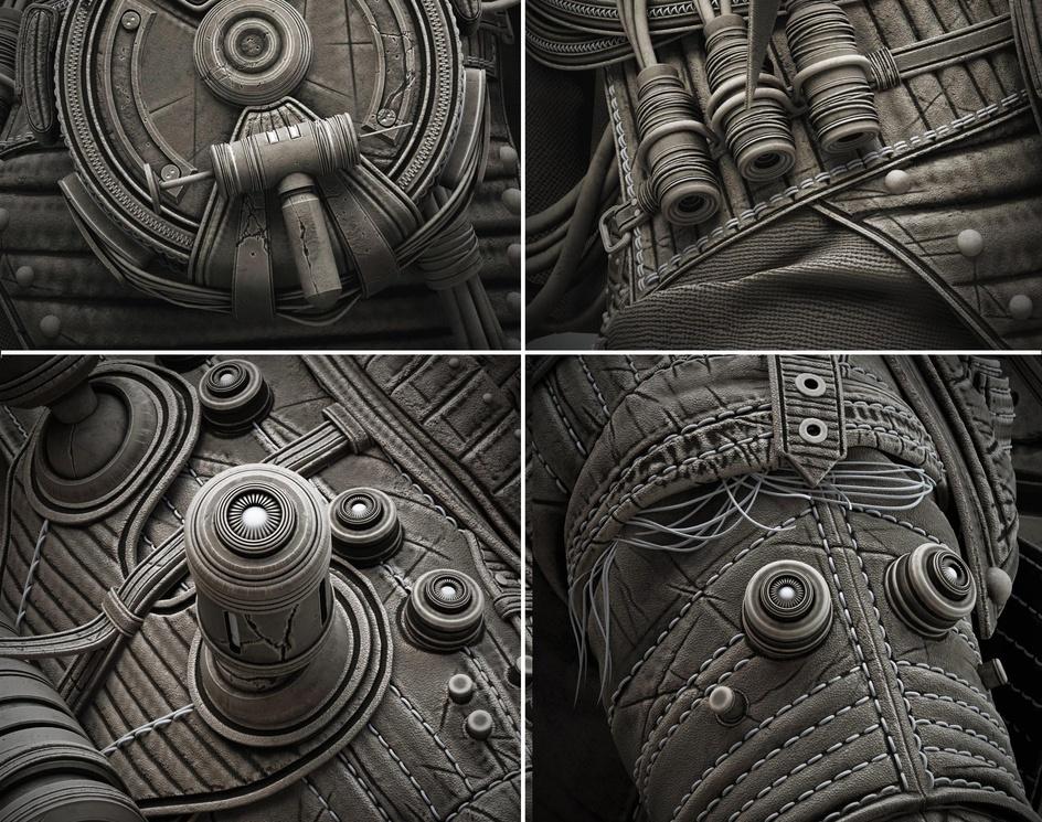 Eline Project Sculptby Dylan-Kowalski