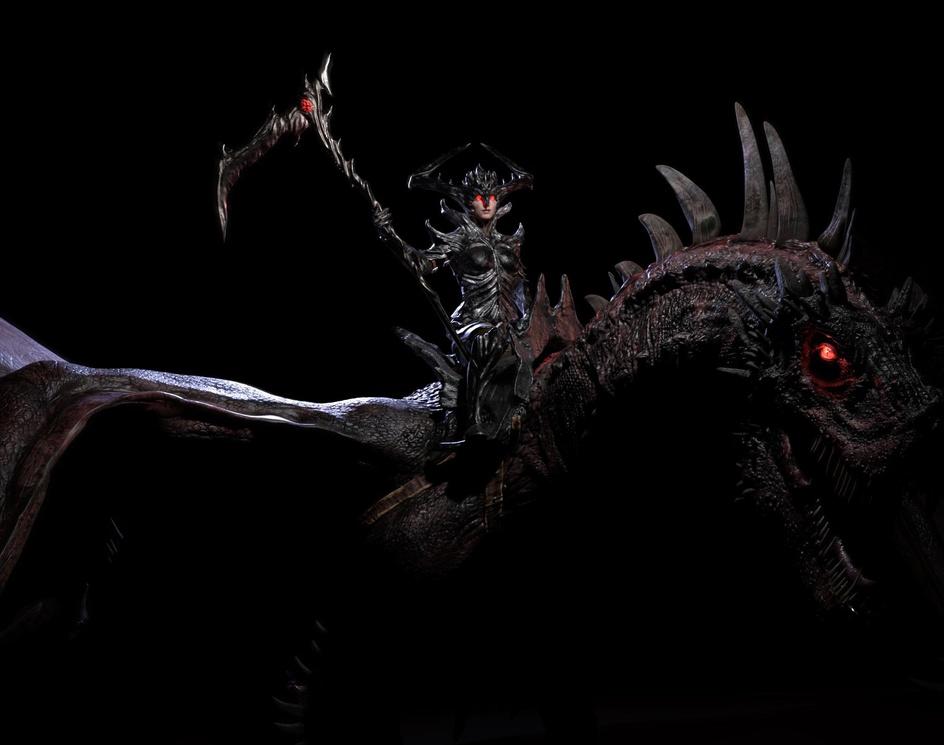Dragon Riderby Evandro Miguel