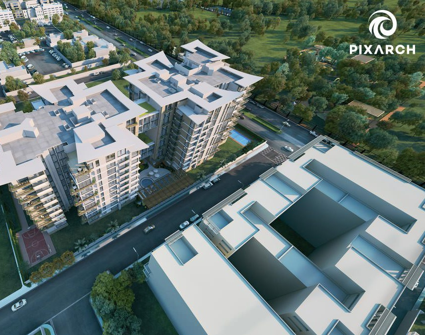 Sukhy Chaynby Pixarch Architectural Visualization