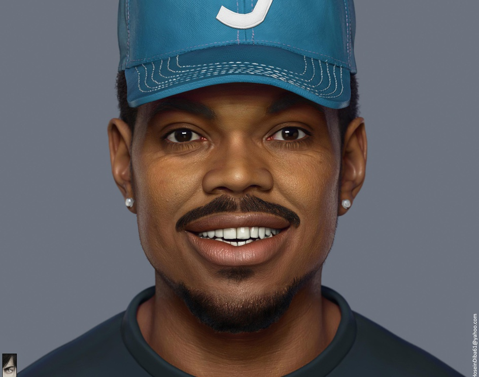 Chance the Rapper _ Doritos Super Bowl www.zpfl.netmercialby Hossein_Diba
