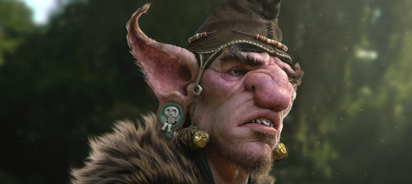 European folklore goblin gnome