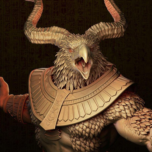 Egyptian mythology Ra sun god
