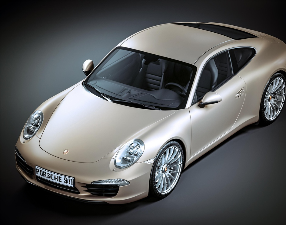 Porsche 911by hamid gholizadeh