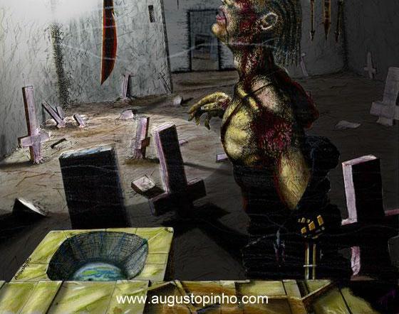 Anarchristby Augusto Pinho