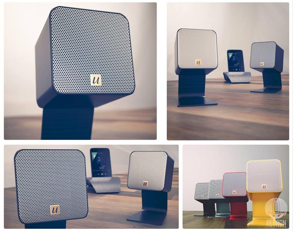 Bluetooth Speakerby YUVA