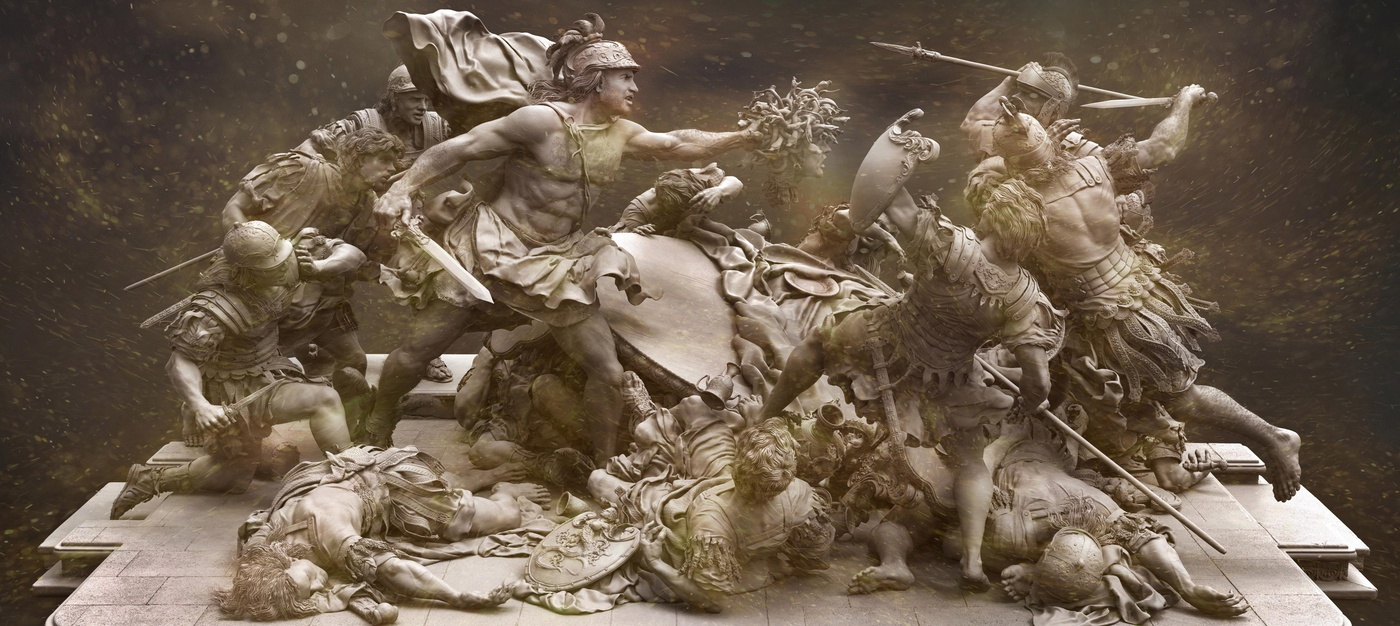 Greek mythology perseus medusa hero epic