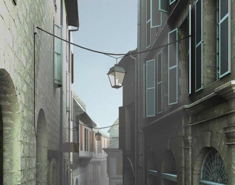 French Alleywayby vicker111