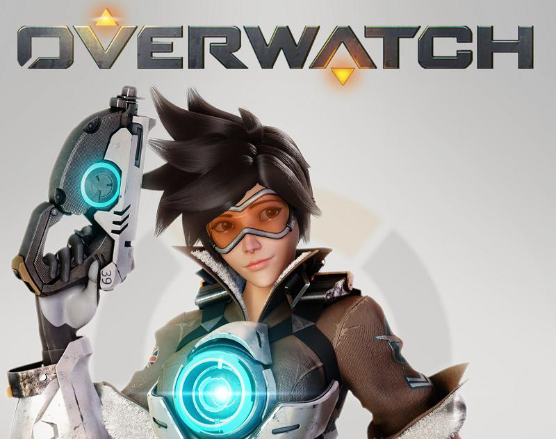 Tracer OVERWATCHby JPL-Animation