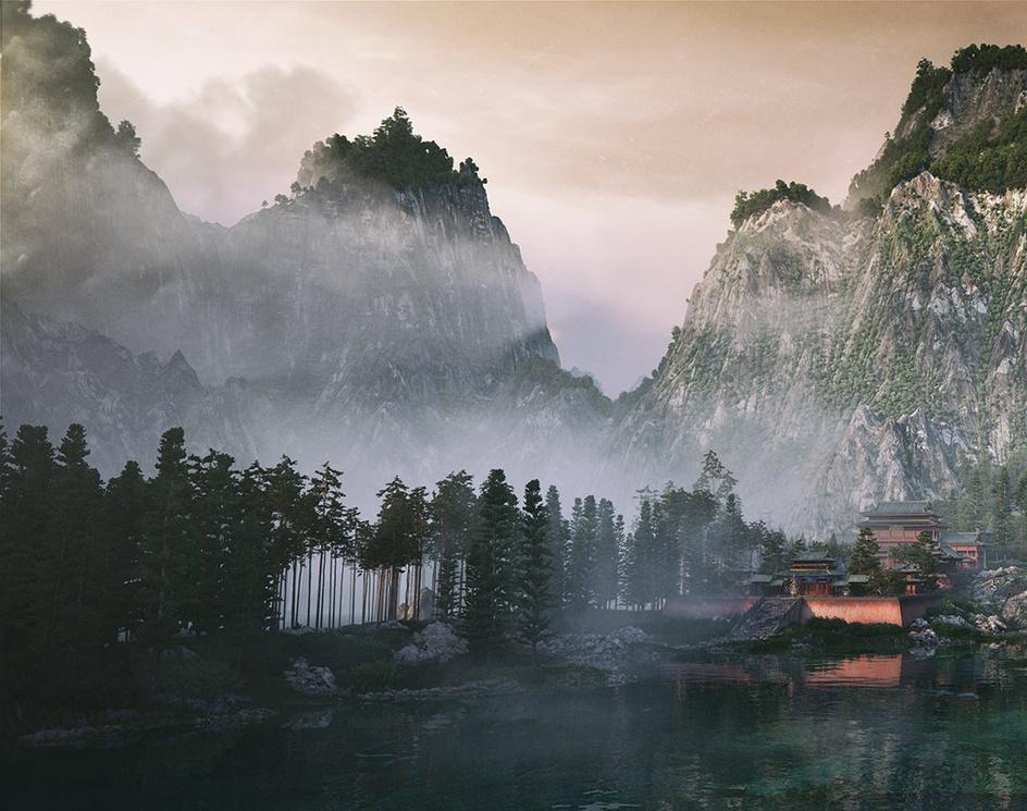 <MORNNG>by Liang Zijian