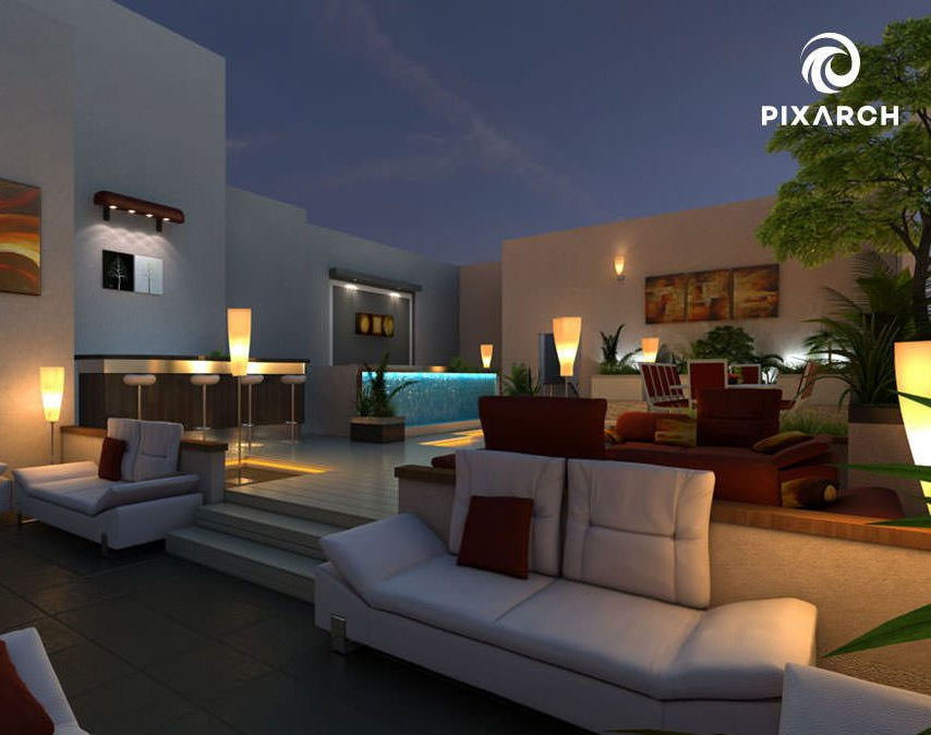 The Residenceby Pixarch Architectural Visualization