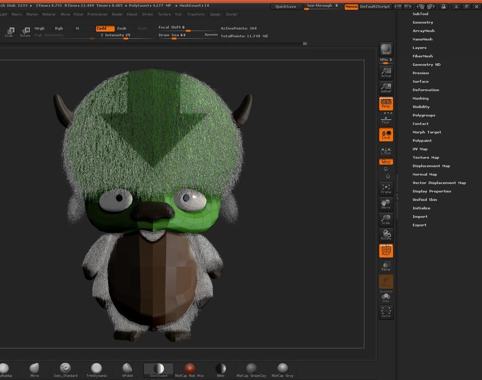 MOF: Appa Chibiby CreativeCranium