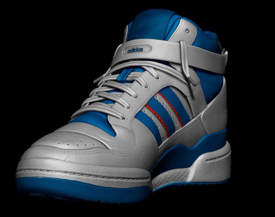 Adidas Shoesby Antonio Arjona Moll
