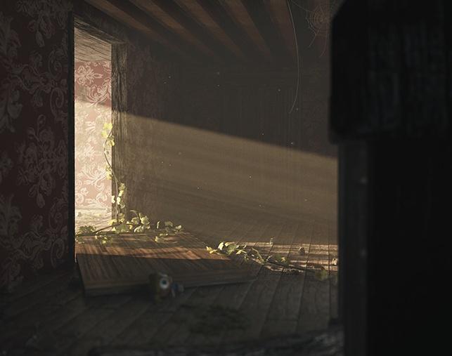 Corridor projectby Emmanuel-Xuan Dubois