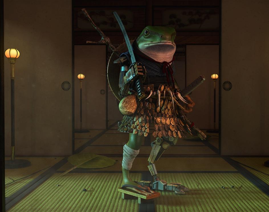 Samuraiby Satoshi Takazawa