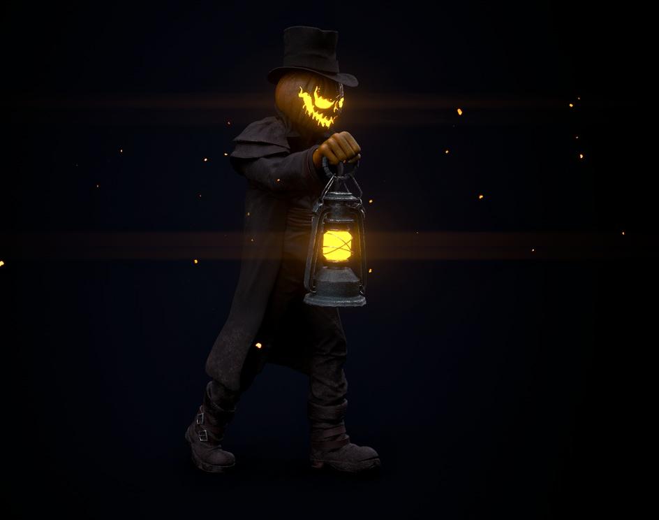 Jack O lantern /Halloween 2018by Manuel Marroquin
