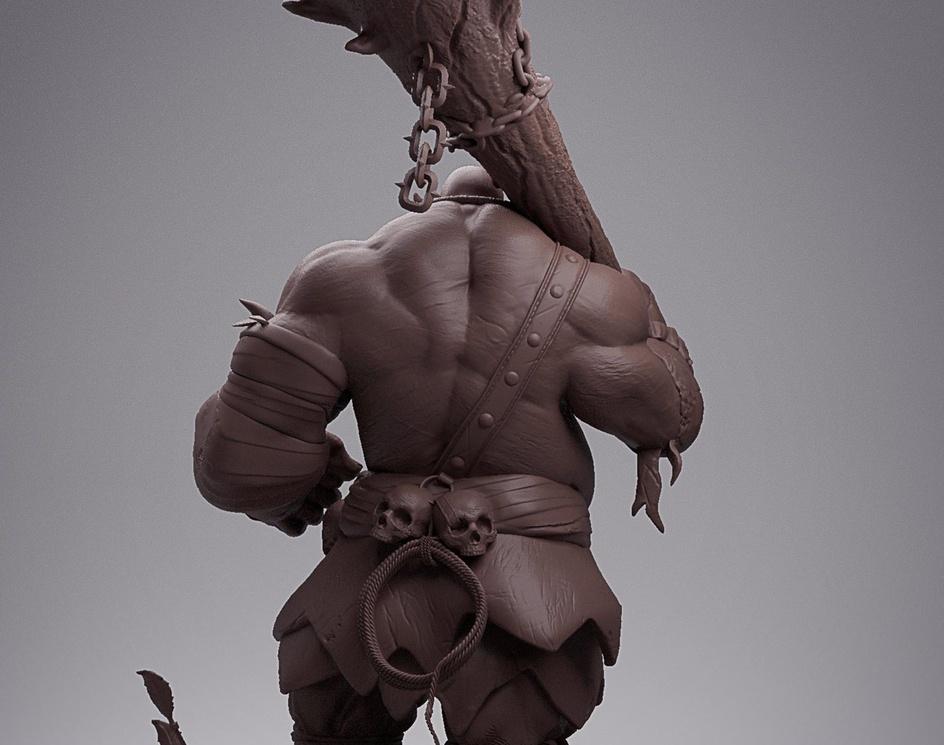 Orc.by Thiago Estevao