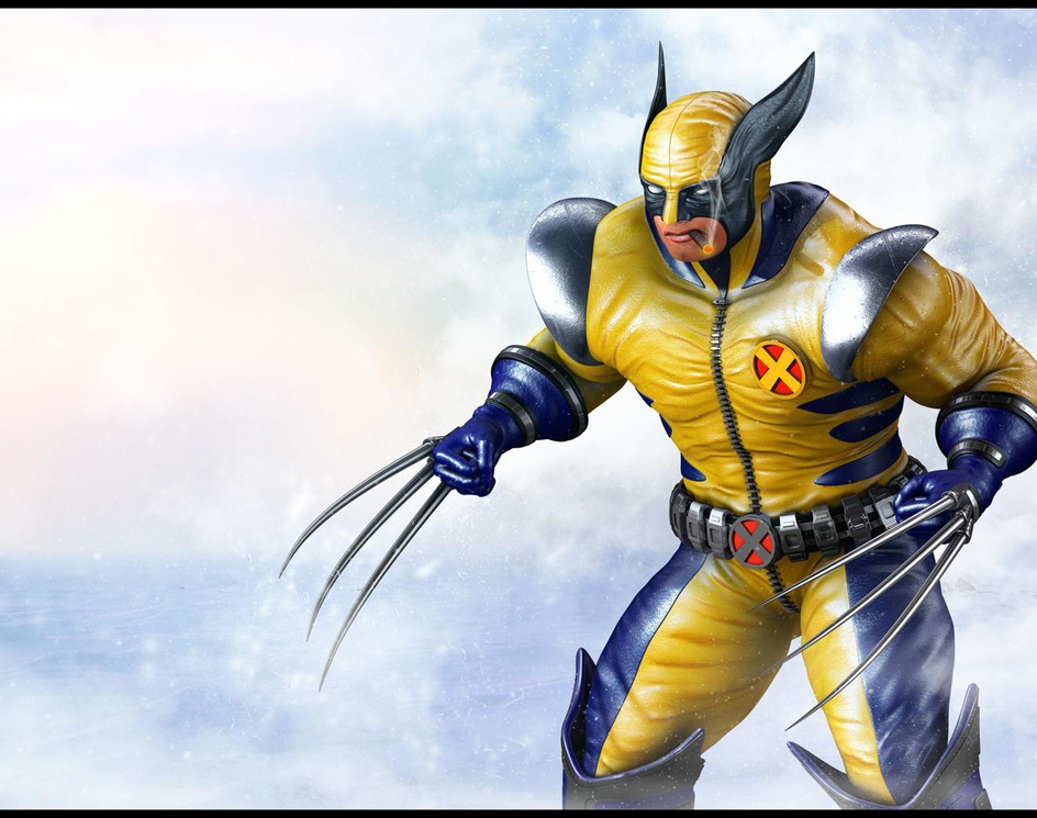 wolverineby Marc Mons