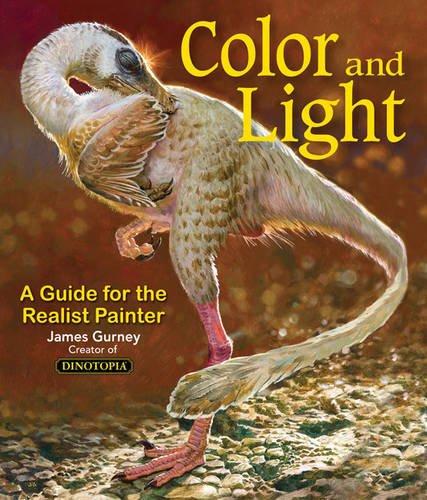 color and light james gurney art book