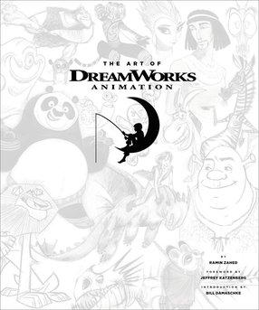the art of dreamworks 2d illustration book