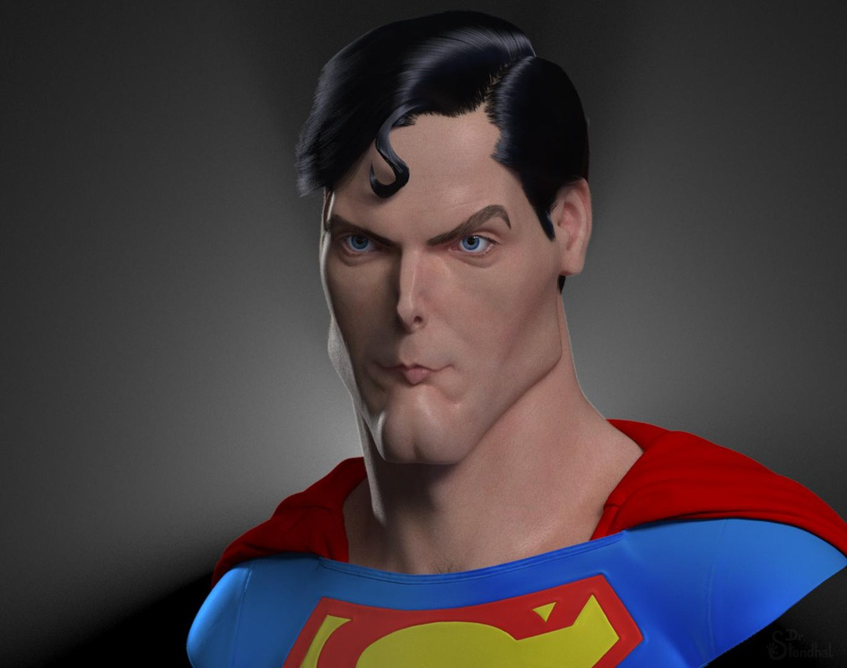 Dr Stendhal Superman 2by Dr_Stendhal