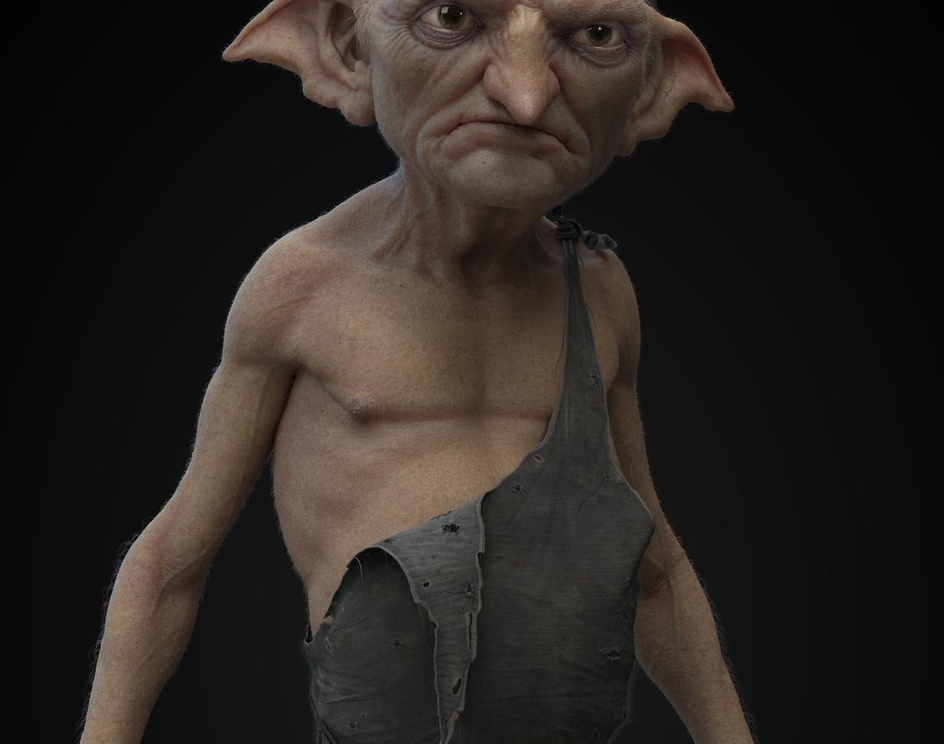 House Elf  Front Poseby Driell Gomes