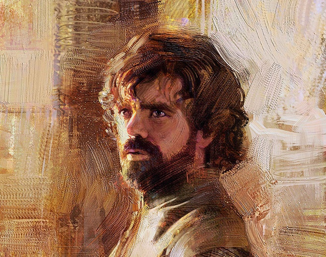 Tyrion Lannisterby Richardfoo