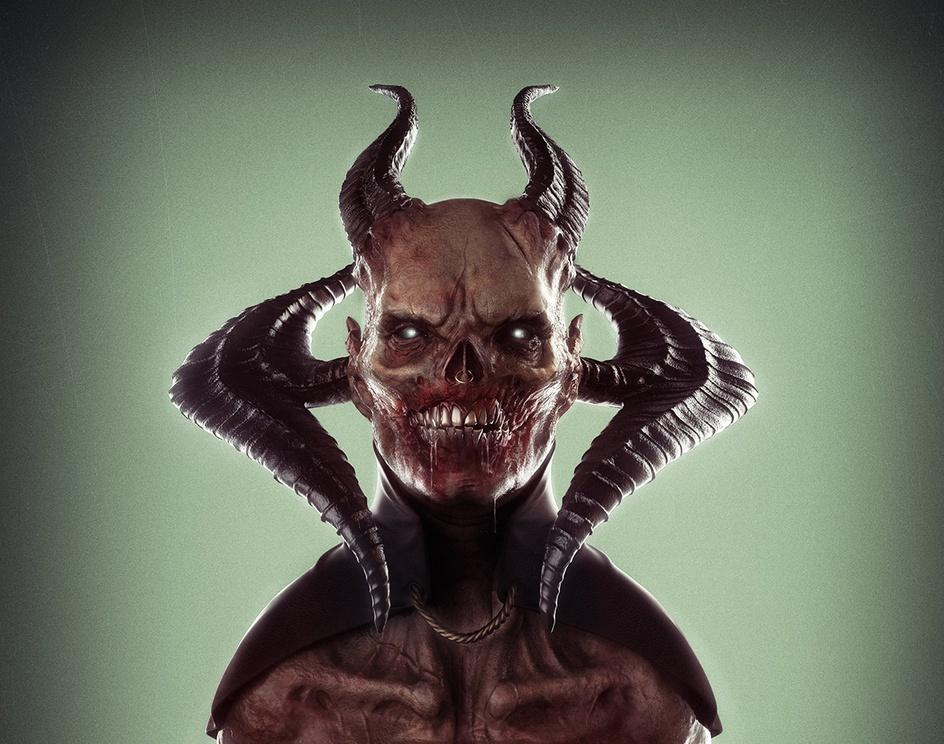 The Devilby Michaela