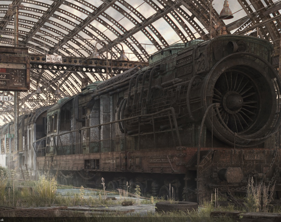 The Last train rideby MilosBelanec