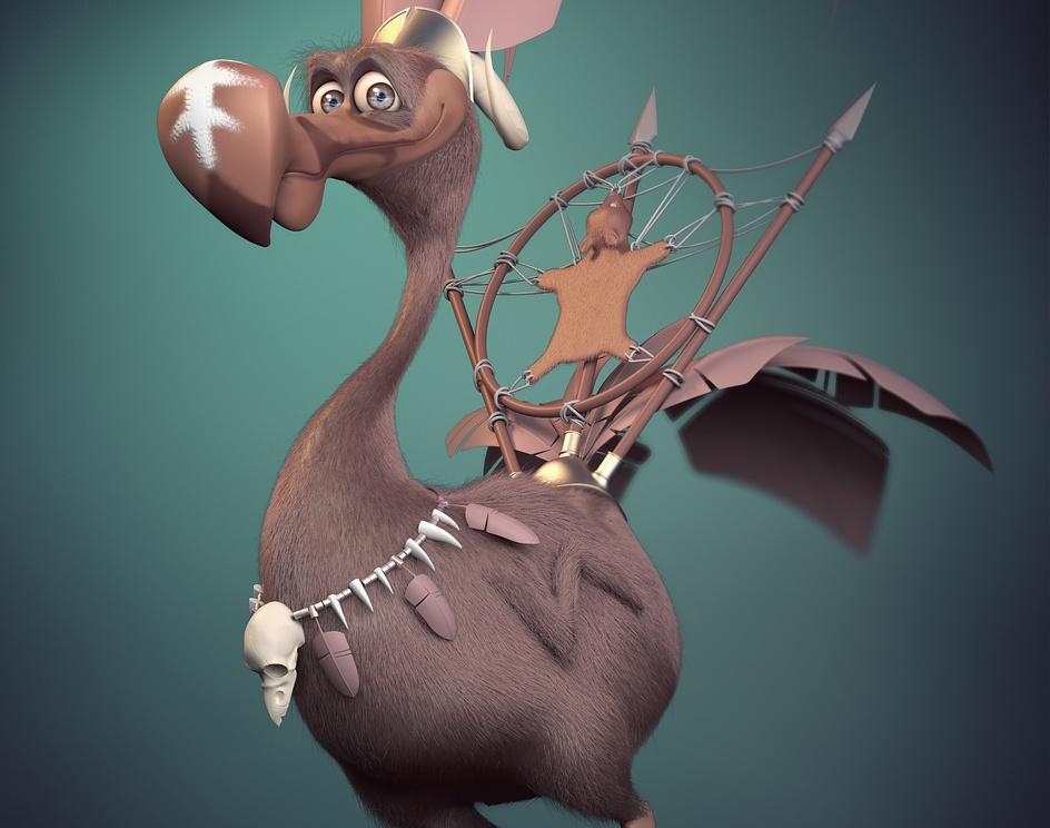 Dodo de combatby Manon Skowron