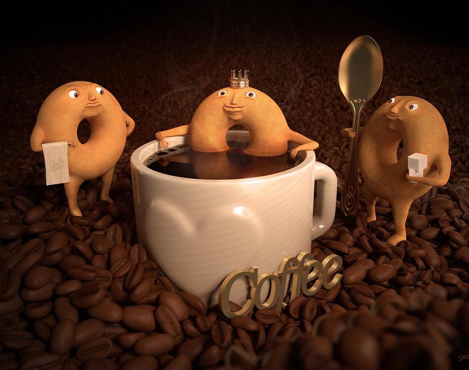 King Coffee Loverby Geison Araujo