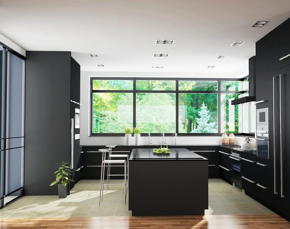 3D interior kitchen Vray Renderby shawnivan110