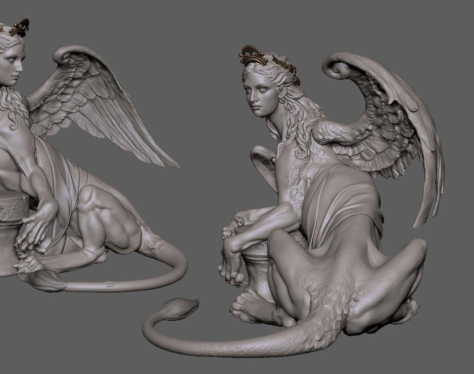 Sphinxby nataliapg