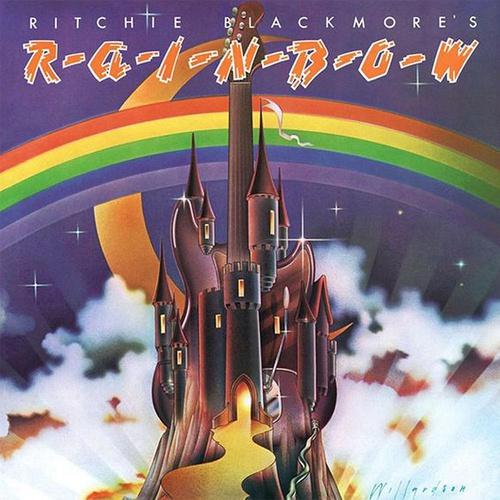 ritchie blackmore album cover
