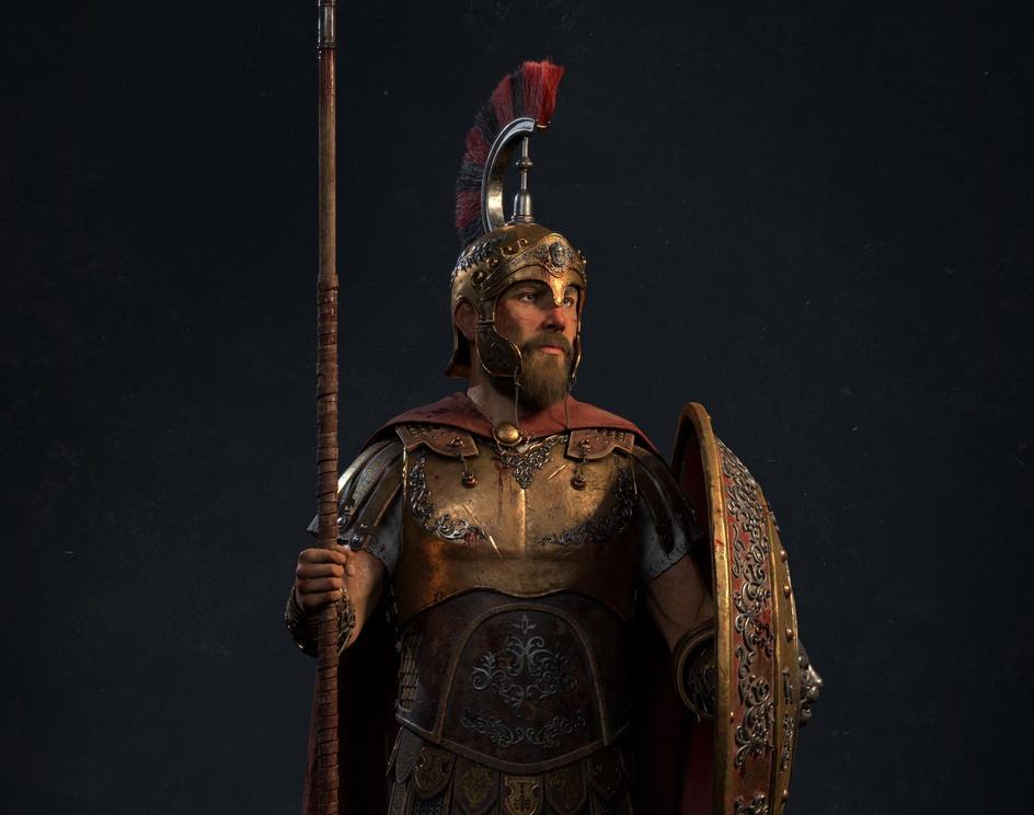 Warriorby oleg_bozhko