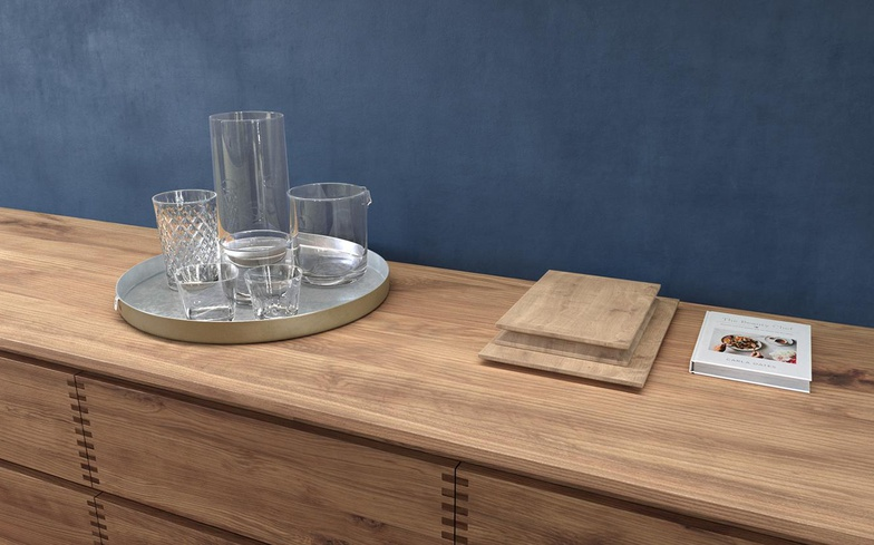 cupboard and glasses 3d model