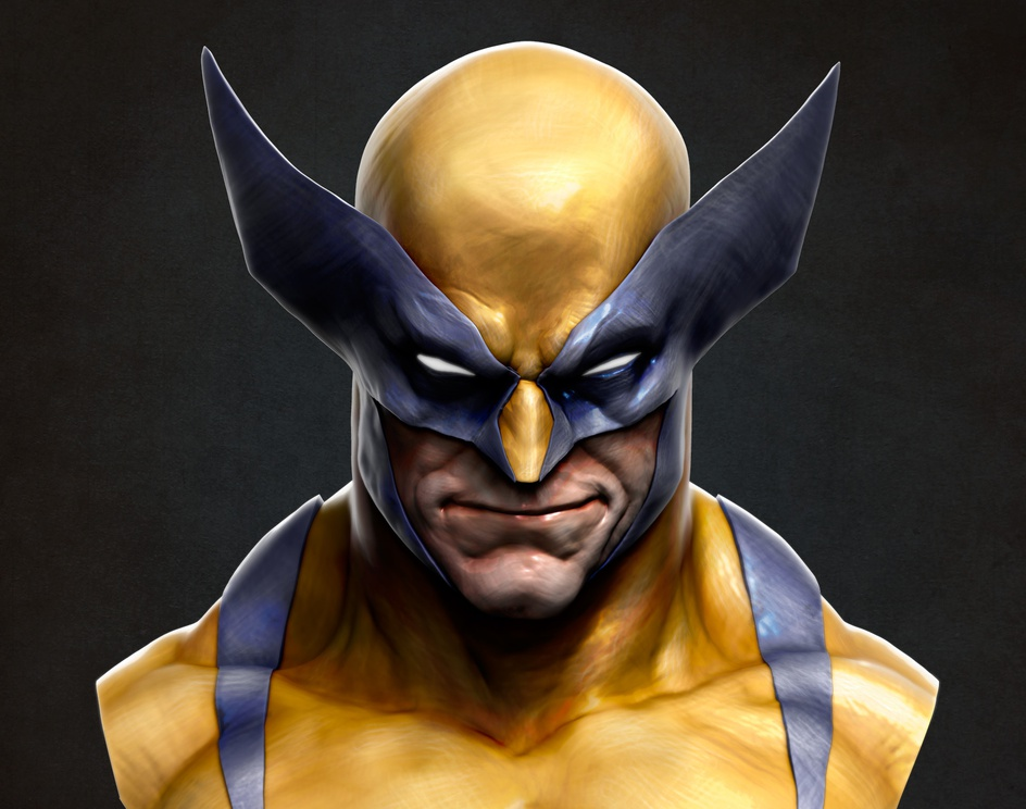 Wolverine Fan Art V2by Tiago Zenobini
