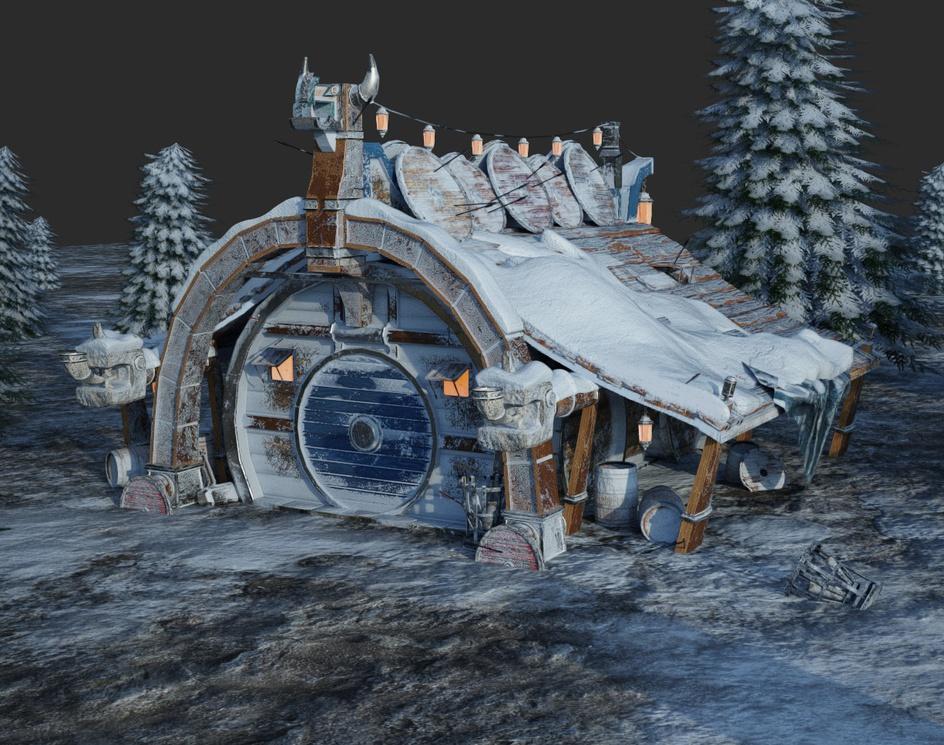 Viking Houseby sullum97